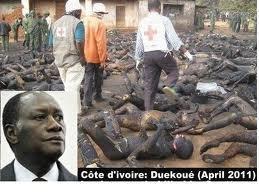 Le vrai visage de Ouattara dans Actualité
