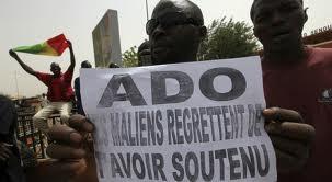Mali: Attaques féroces contre Alassane Dramane Ouattara et la Cedeao « Ouattara, ennemi juré du peuple ivoirien et des peuples africains, installé par les bombes de Sarkozy » dans Actualité crise-malienne