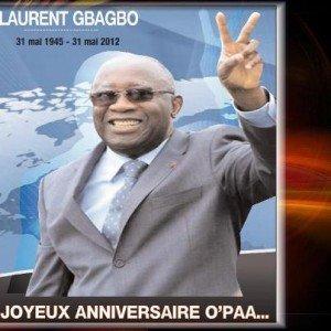 Gbagbo a 67 ans aujourd'hui : Bon anniversaire, Mon Président ! dans Actualité gbagbo-anniversaire-300x300
