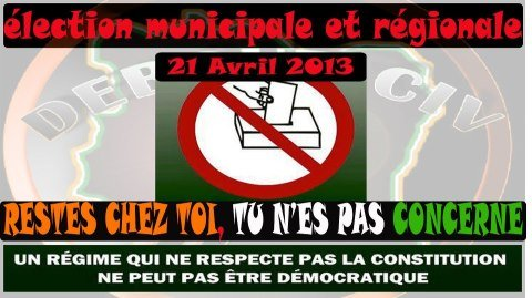 Non au 21 avril 2013 en Cote d'Ivoire dans Actualité 602092_176381642518053_2140037548_n