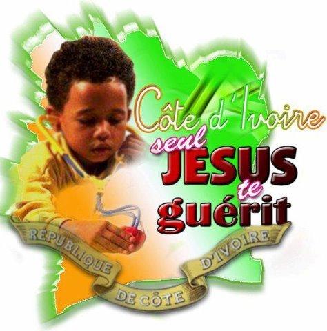 Le temps de l'éternel des armées est arrivé dans Songes et Révélations sur la cote d'Ivoire jesus-guerit